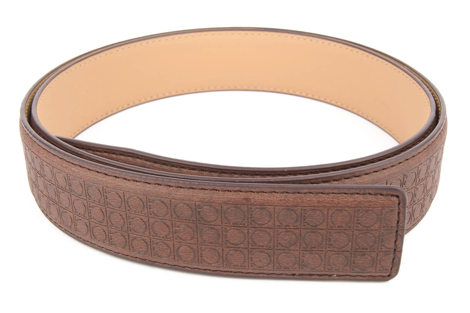 show warehouse reversible belt how to cut